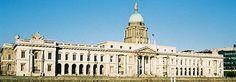The Custom House - Dublin Docklands Dublin, Custom Homes, Louvre, Building, Travel, Viajes, Buildings, Destinations, Traveling