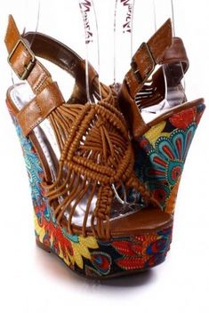 wedges shoes OMG!OMG! Want these shoes!!