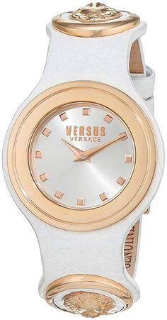 Versus Versace Damen Analog Quarz Uhr mit Leder Armband SCG060016 - 139.82 - 5.0 von 5 Sternen - Damen Uhren 2019 Carnaby Street, Versus Versace, The Allure, Casual Watches, Rolex Watches, Bracelet Watch, Womens Fashion, Model, Leather