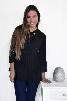 Barbara Black Shirt
