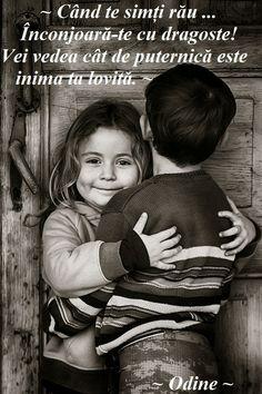 ~ Odine ~ Carte de Iubire~: ~ Înconjoară-te cu dragoste! ~