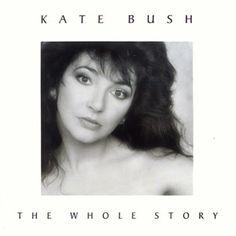 ケイト・ブッシュの「The Whole Story」を@AppleMusicで聴こう。