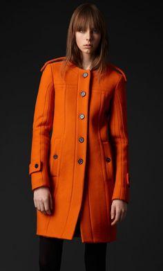 Fashion & Lifestyle: Burberry Prorsum Fall 2011 Womenswear