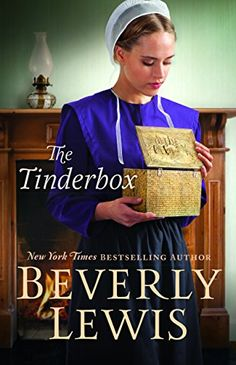 A devastating family secret hidden in an heirloom tinderbox launches a Lancaster County Amish family into turmoil, threatening the marriage prospects of a girl who witnesses her neighbors turning on one another. I Love Books, Used Books, Beverly Lewis, Amish Books, Christian Movies, Historical Fiction, Book Authors, Romance Books, Fiction Books