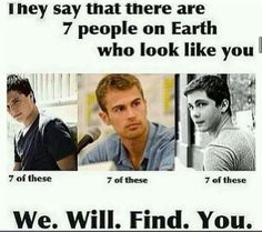 We will find you..<<<  I found one of josh hutcher!!! at my old church! he's really cute.... :)