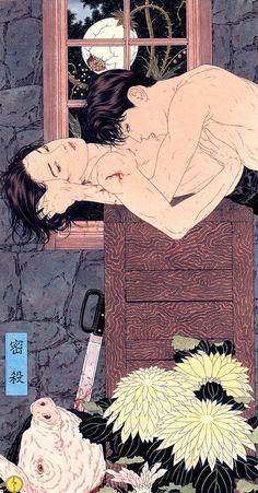 Takato Yamamoto | 山本タカト | #japanese