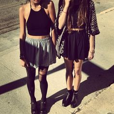 Brandy Melville I really want that black halter top!! It seems brandy Melville is the only place that has them