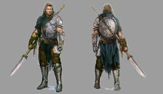 Gonna be uploading some character concepts in the next few days guys, hope you like them! Also, thanks for following my work! Even if i dont answer most of the time due to lack of time (always work... Character Creation, Fantasy Character Design, Character Concept, Character Inspiration, Character Art, Concept Art, Fantasy Male, Fantasy Warrior, Fantasy Rpg
