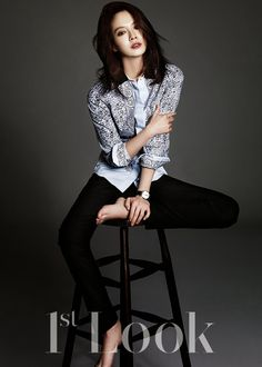 Song Ji Hyo - Look Magazine vol. Cute Korean Girl, Asian Girl, Marie Claire, Look Magazine, Trends, Korean Actresses, Korean Women, Beautiful Actresses, Korean Fashion