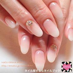 Pink Beige White Gold Gradiation