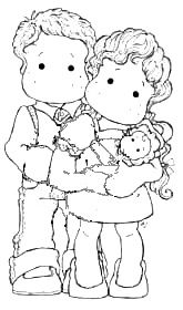 Princes & Princesses 2012 - Tilda's Family