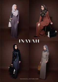 Autumn Inayah collection