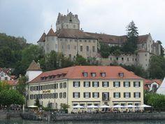 Meersburg und Hotel zum Schiff