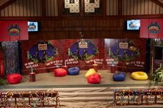 VBS Hero Central 2017 stage