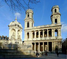 Église Saint-Sulpice, Paris (13th Century)