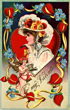 first known valentine's day card sent