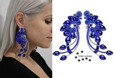Soutache Necklace, Tassel Earrings, Ring Earrings, Boho Jewelry, Jewelery, Shibori, Beaded Embroidery, Beads, Womens Fashion