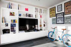 Projekty,  Salon zaprojektowane przez Alessandro Corina Interior Designer