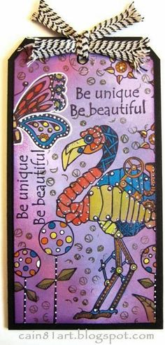 FRIENDS in ART: Eclectica Darcy Collection from @PaperArtsy