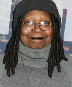 In horrifying news: popular fashion & beauty site misidentifies Whoopi Goldberg as another famous African-American woman