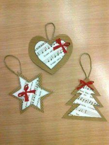 Class Arts DIY Ideas for Christmas [Rallye-Liens] Diy Christmas Cards, Christmas Crafts For Kids, Christmas Angels, Christmas Projects, Handmade Christmas, Holiday Crafts, Farmhouse Christmas Ornaments, Christmas Tree Ornaments, Theme Noel
