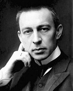 Rachmaninoff...one of my favorite classical composers.  Love his preludes...especially the dark, brooding ones, like the one in C Sharp Minor.