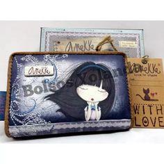 Billetera Anekke de la nueva colección. Haz te con ella