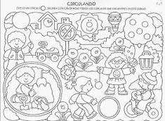 Játékos tanulás és kreativitás: Az alaklátás, alakállandóság észlelésének fejlesztése Preschool Worksheets, Preschool Activities, Colouring Pages, Coloring Books, Highlights Hidden Pictures, Early Math, Pre Kindergarten, Everyday Activities, 1st Grade Math