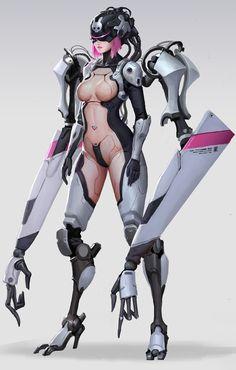Cyborg - by wenfei ye