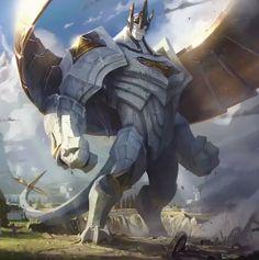Galio Rework - League of legends