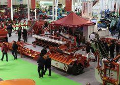 Feria de Valladolid ha celebrado del 5 al 7 de febrero de 2015 AGRARIA, una edición que se ha caracterizado por un incremento en el número de empresas participantes, superficie de exposición y mayor oferta de máquinas, bienes de equipo y servicios para el sector agropecuario.