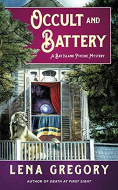 Occult and Battery (A Bay Island Psychic Mystery) by Lena... https://www.amazon.com/dp/0425282767/ref=cm_sw_r_pi_dp_x_v7o3xb6J315W4