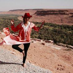 """Wanderlust...#morocco #bakchic #eyesofnedjma #travel #love #kaftan"" Photo taken by @bakchic_thelabel on Instagram"