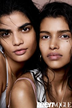 Meet the Two Indian Models Changing What Diversity Means in Fashion | Teen Vogue