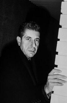 Leonard Cohen, 1988 © Lynn Goldsmith