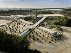 Gallery of Wasit Natural Reserve Visitor Centre / X Architects - 1
