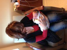 My new nephew! Welcome Liam