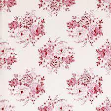 TILDA ' Country Escape ' Mia Pink Floral Craft Quilting Fabric Fat Quarter