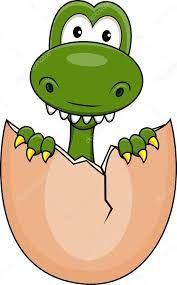 Resultado De Imagen De Dibujos De Dinosaurios Infantiles Para
