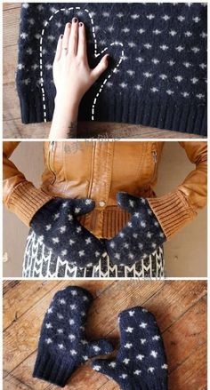 7 Fun Ways to Repurpose Ugly Christmas Sweaters | Her Campus