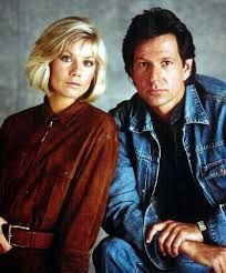 Dempsey and Makepeace Glynis Barber, Timeless Beauty, Famous People, Hair Cuts, Beautiful Women, Hollywood, Actresses, Guys, Couples