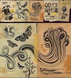 I just love sketchbooks !