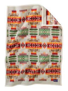 Chief Joseph Muchacho Blanket