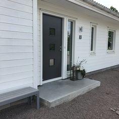 Entrance, Garage Doors, Garden, Outdoor Decor, Inspiration, Instagram, Home Decor, Pictures, Biblical Inspiration