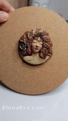 Petite Déesse Moule Silicone 40 mm spirituel Argile Polymère Fimo Fabrication de Bijoux