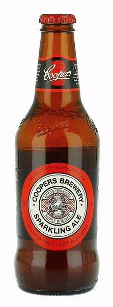 34. Coopers Sparkling Ale 375ml | Coopers AUSTRALIA  Had this at Spanish River Grill.  Liked it so much we went out to buy a case.  New Smyrna Beach FL