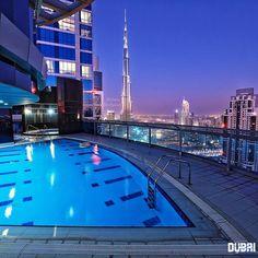 #Dubai Sunset over the City ➖➖➖➖➖➖➖➖➖➖➖➖➖➖➖➖➖ Photo Credit : @binsuwaif