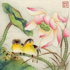 * Watch bird and death : The lotus has already Opened its flower * -Natsume Soseki-