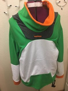 Hey, I found this really awesome Etsy listing at https://www.etsy.com/listing/490507498/handmade-voltron-pidge-inspired-cosplay