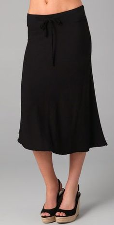 #shopbop.com              #Skirt                    #James #Perse #Pull #Skirt                          James Perse Pull On Skirt                           http://www.seapai.com/product.aspx?PID=892263
